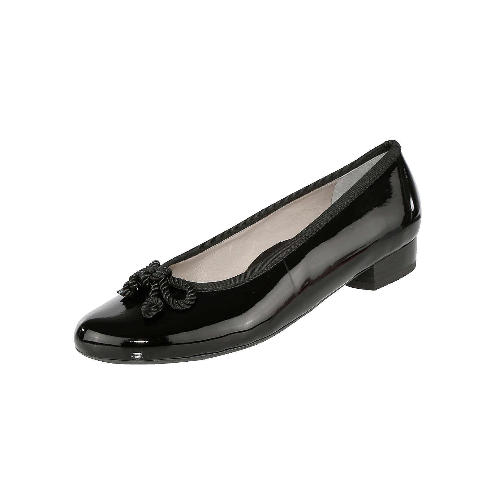 JENNY Klassische Ballerinas schwarz Damen Gr. 40