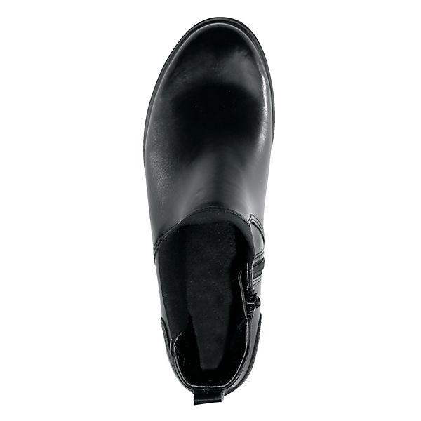 JENNY, Schlupfstiefeletten, schwarz  Gute Qualität beliebte Schuhe