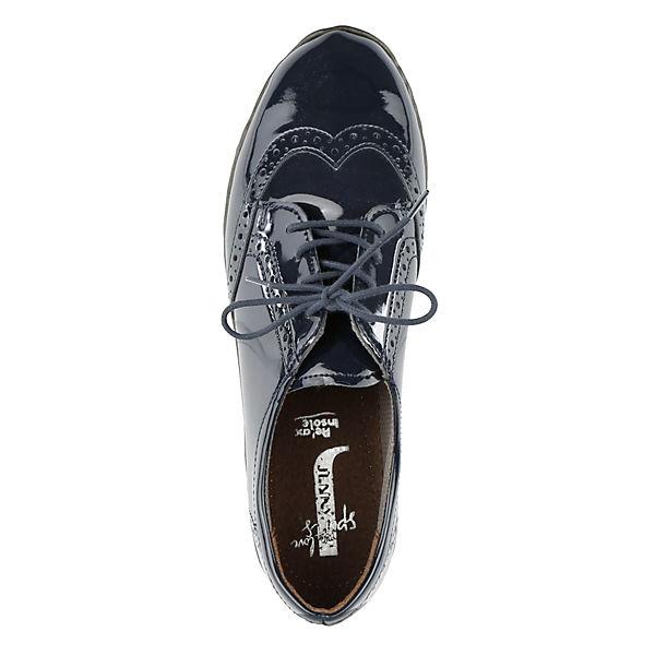 JENNY,  Schnürschuhe, blau  JENNY, Gute Qualität beliebte Schuhe ee1a5d