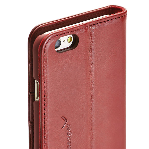 Packenger Handyhülle Luxury Collection iPhone 6/6S rot
