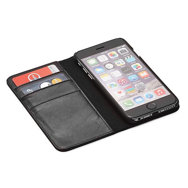 Packenger Handyhülle Luxury Collection iPhone 5/5S/SE schwarz