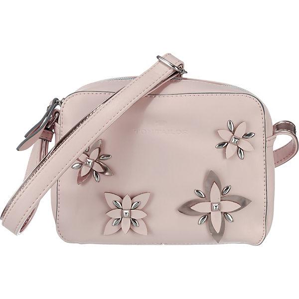 TOM TAILOR Grace Handtasche rosa