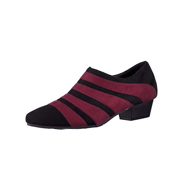 Liva Loop Ankle Boots schwarz