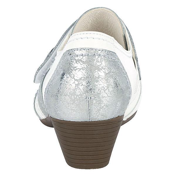 Naturläufer,  Spangenpumps, weiß  Naturläufer, Gute Qualität beliebte Schuhe d7f939