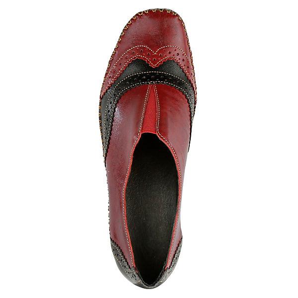 Naturläufer, Komfort-Pumps, rot  Gute Schuhe Qualität beliebte Schuhe Gute a6ac72