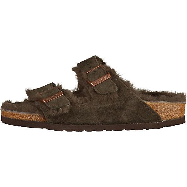 BIRKENSTOCK, Qualität Pantoletten, braun  Gute Qualität BIRKENSTOCK, beliebte Schuhe 97f0d5