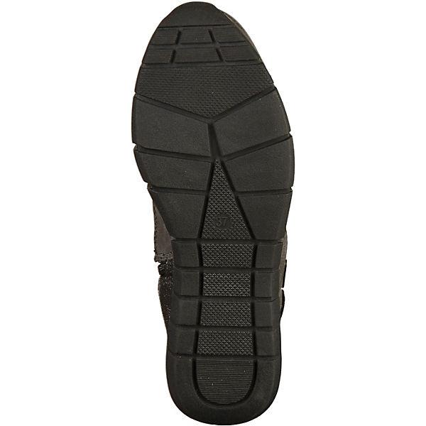 MARCO MARCO MARCO TOZZI, Schnürstiefeletten, dunkelgrau  Gute Qualität beliebte Schuhe 094f1d