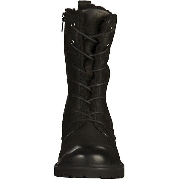 SPM, Schnürstiefeletten, schwarz  Gute Schuhe Qualität beliebte Schuhe Gute 2fa5a3