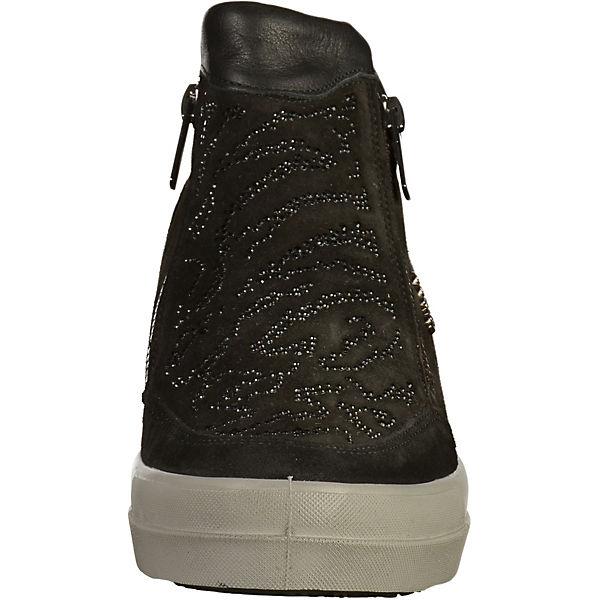 IGI & CO, Sneakers High, High, High, schwarz  Gute Qualität beliebte Schuhe 8f6f9f
