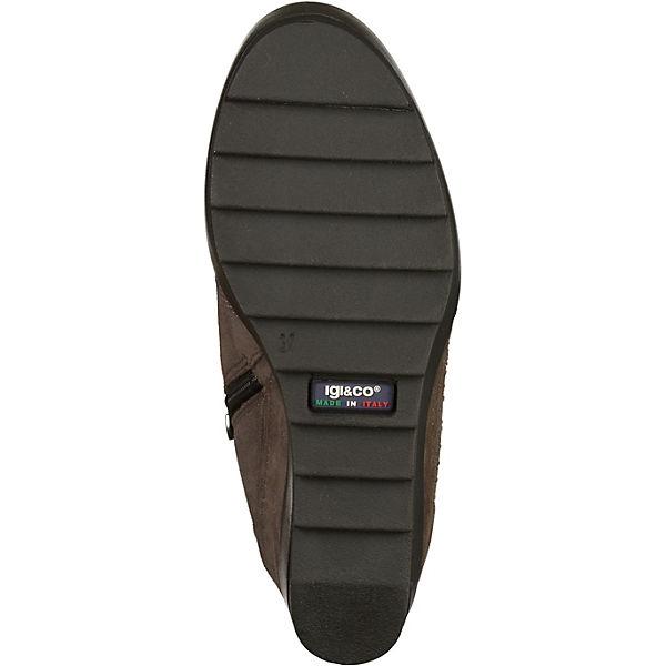 igi&co Sneakers High grau
