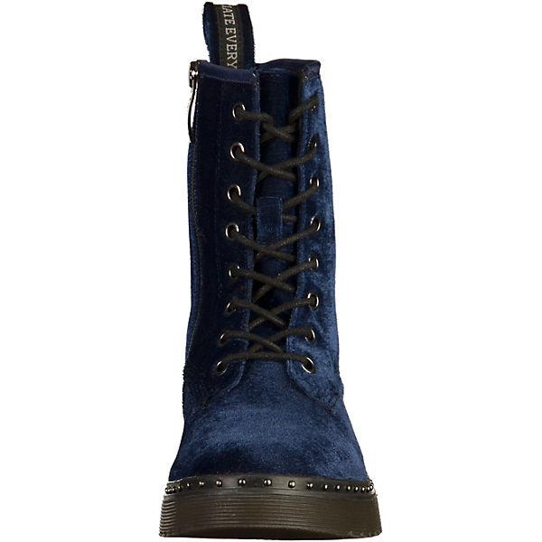 Tamaris,  Schnürstiefeletten, dunkelblau  Tamaris, Gute Qualität beliebte Schuhe 4343b7