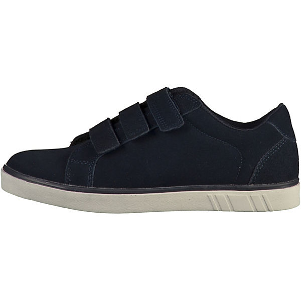 BORAS, Sneakers Low, dunkelblau