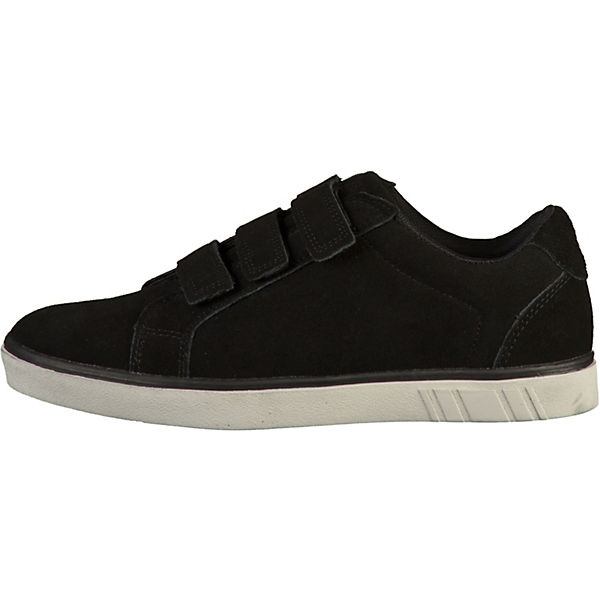 BORAS Sneakers Low schwarz
