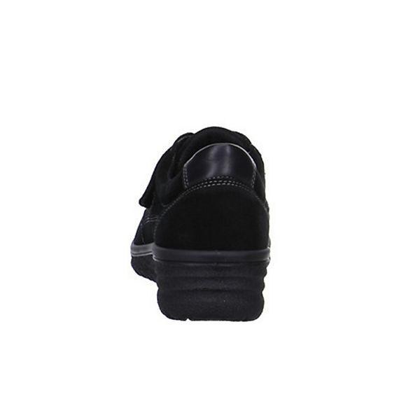 superfit Klassische Slipper schwarz