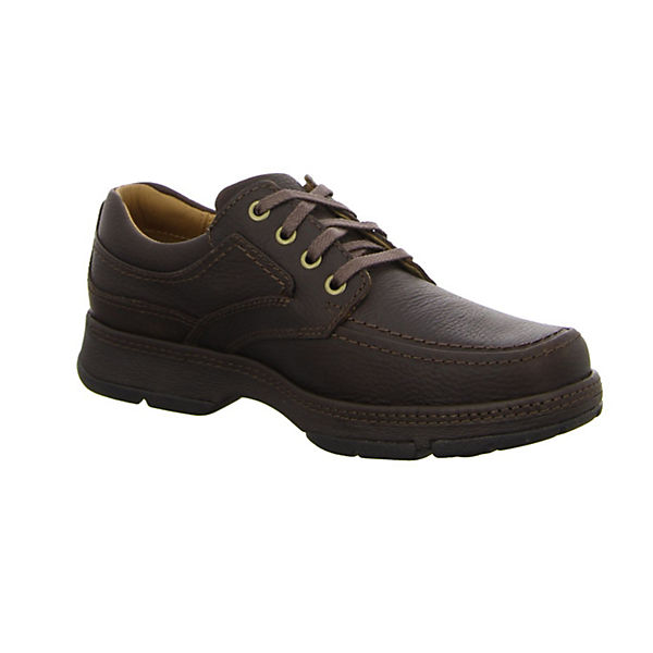Clarks, Schnürschuhe, dunkelbraun  Gute Gute Gute Qualität beliebte Schuhe c31c24