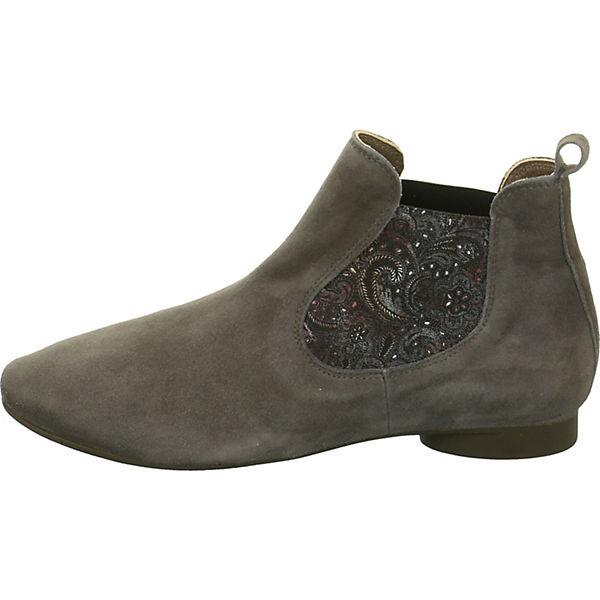 Think!, Think!, Think!, Chelsea Boots, grau   e7487b
