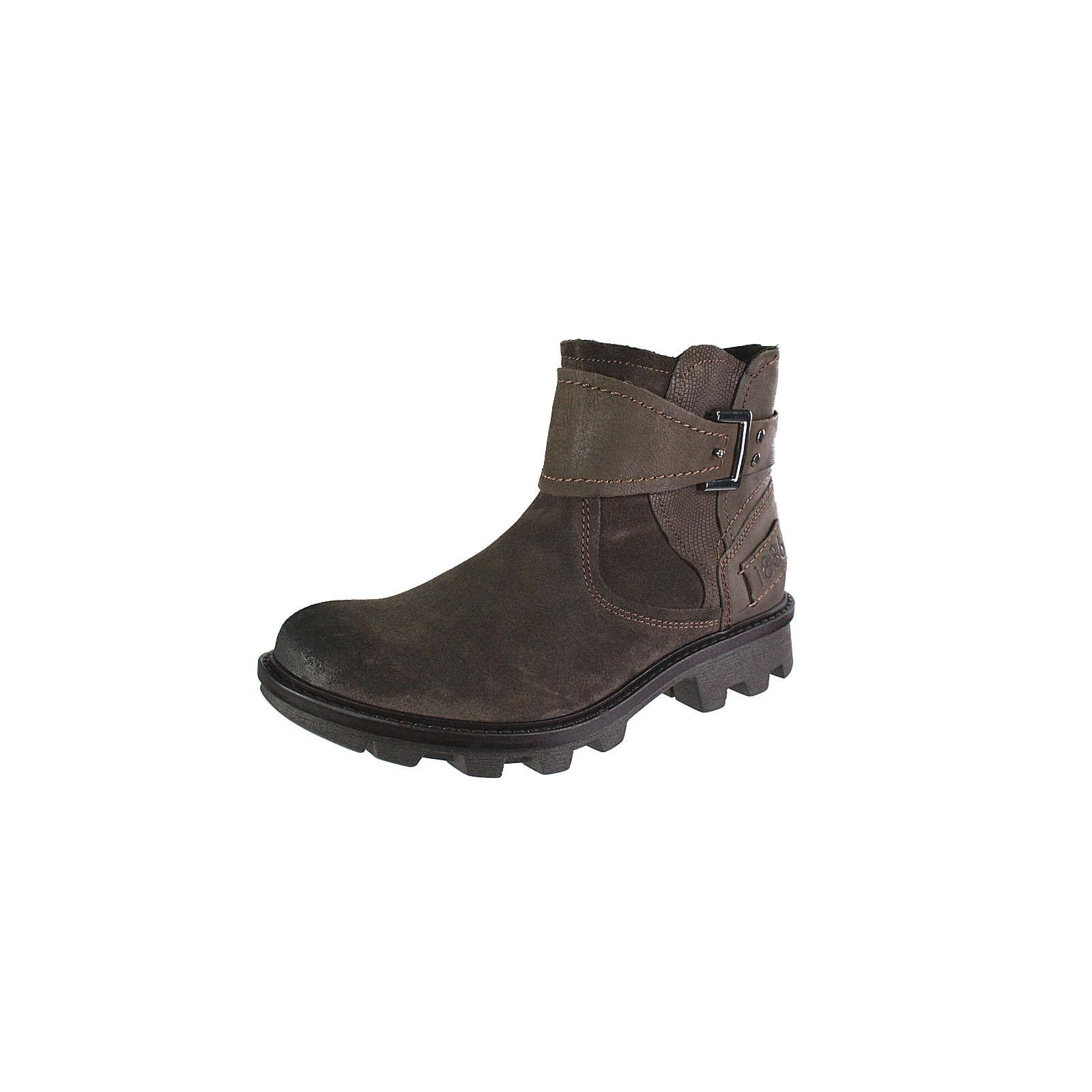 CROCS Biker Boots braun Damen Gr. 41