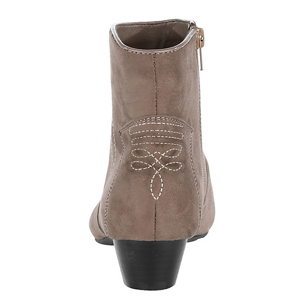 Liva Gute Loop, Westernstiefeletten, taupe  Gute Liva Qualität beliebte Schuhe aaf86b