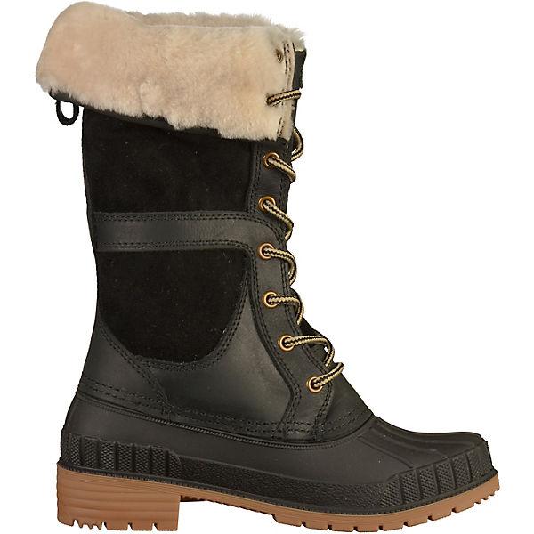 kamik Schnürstiefel Gute schwarz  Gute Schnürstiefel Qualität beliebte Schuhe 9d717c
