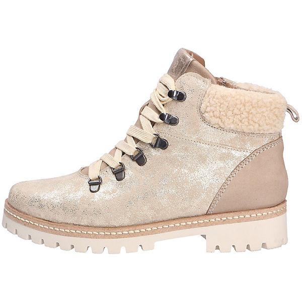 WALDLÄUFER Schnürstiefeletten beige  Gute Qualität beliebte beliebte Qualität Schuhe 4640b4