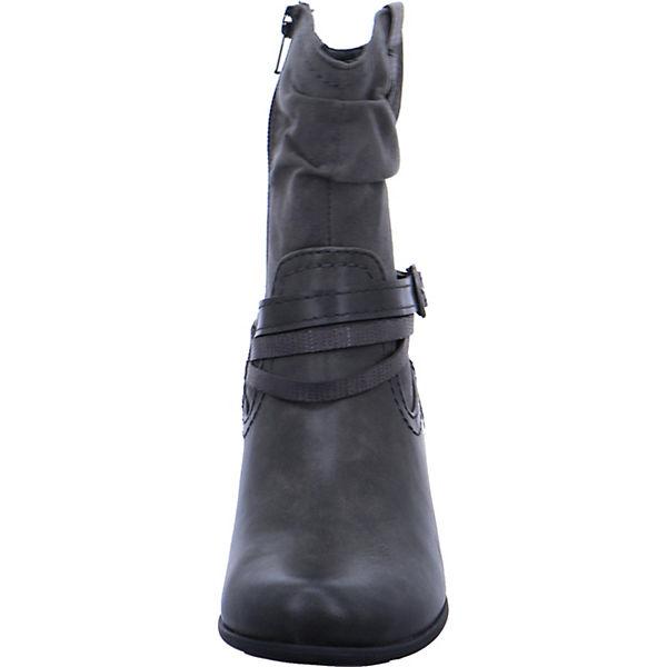 Jana,  Westernstiefeletten, grau  Jana, Gute Qualität beliebte Schuhe 22cf7d