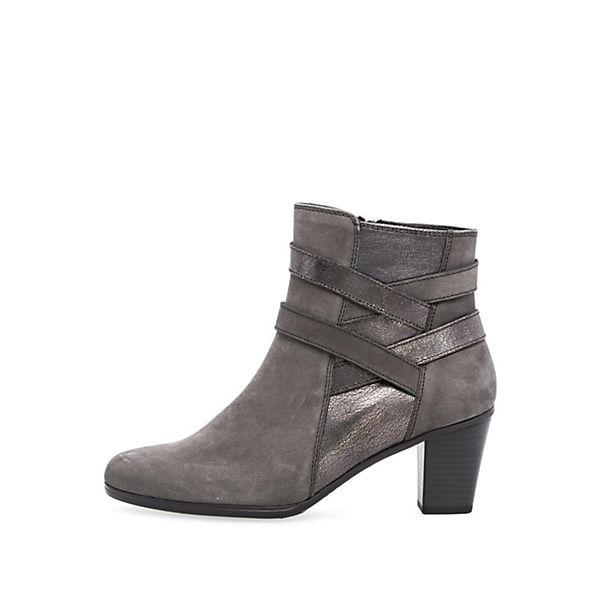 Gabor Klassische Stiefeletten grau  Gute Qualität beliebte Schuhe