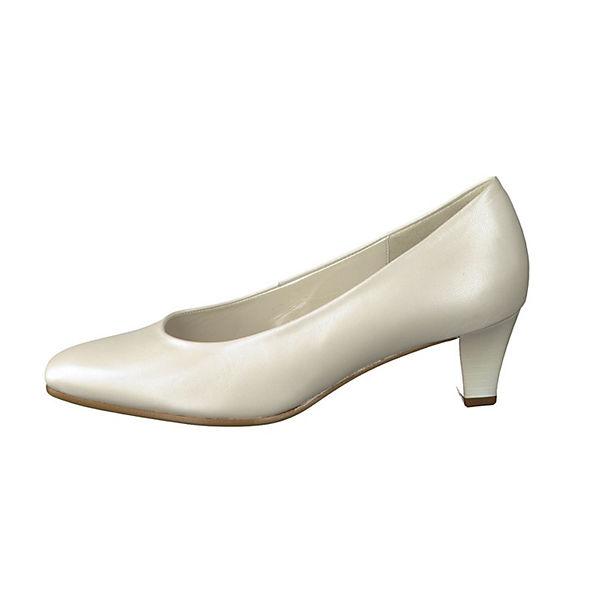 Gabor, Klassische Pumps, Pumps, Pumps, weiß  Gute Qualität beliebte Schuhe 548712