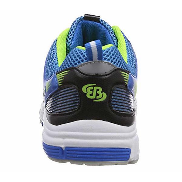 Brütting, Fitnessschuhe, blau     088c40