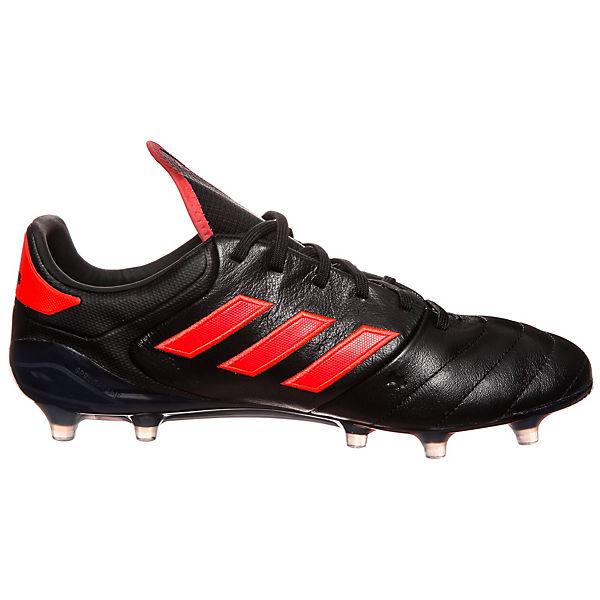 adidas Performance Copa 17.1 FG Fußballschuhe schwarz/rot