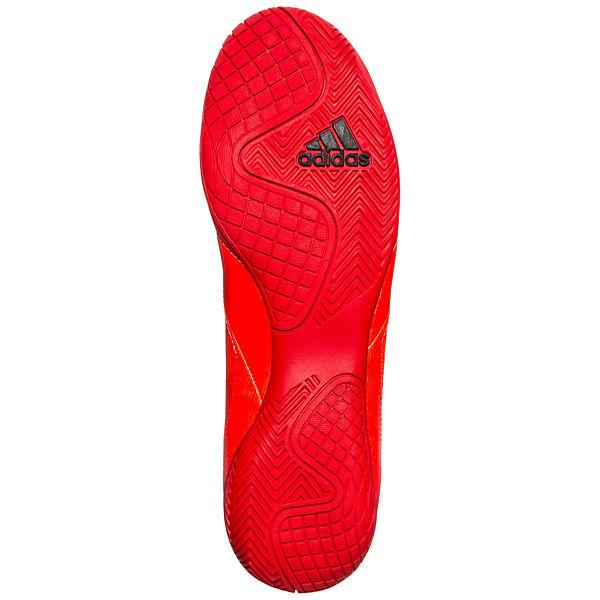 adidas Performance ACE 17.4 Fußballschuhe orange/schwarz