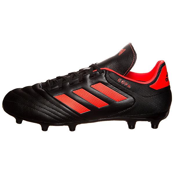 adidas Performance Copa 17.3 FG Fußballschuhe schwarz/rot