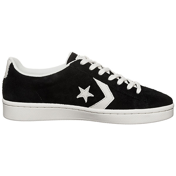 Pro Leather schwarz Ox Low Sneakers CONVERSE d7wqHxFd