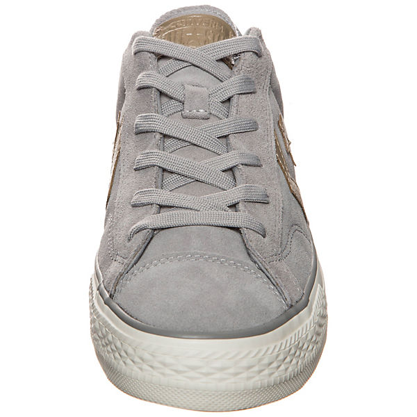 CONVERSE, Cons Star Player  OX Sneakers Low, grau/braun  Player  92e6c7