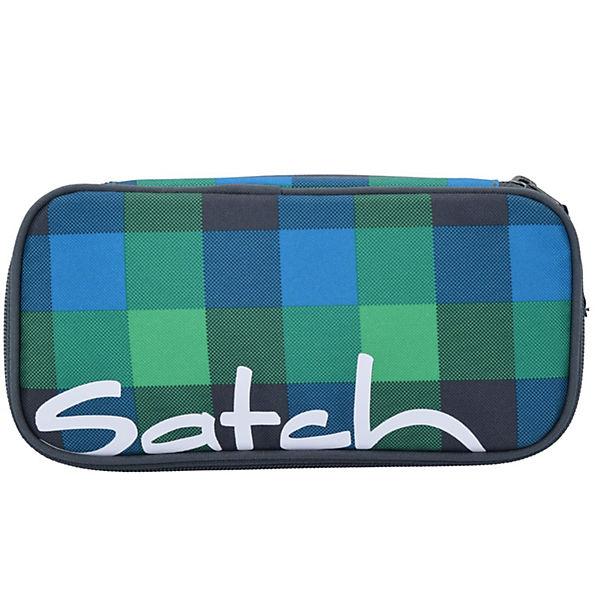 Satch Federmäppchen SchlamperBOX 25 cm grün