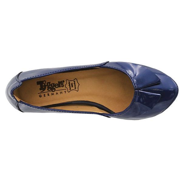 Tiggers®, Komfort-Pumps Lara, Qualität blau  Gute Qualität Lara, beliebte Schuhe f1bad3