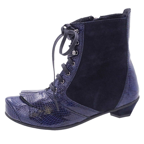 Tiggers® Schnürstiefeletten Lara blau  Gute Qualität beliebte Schuhe