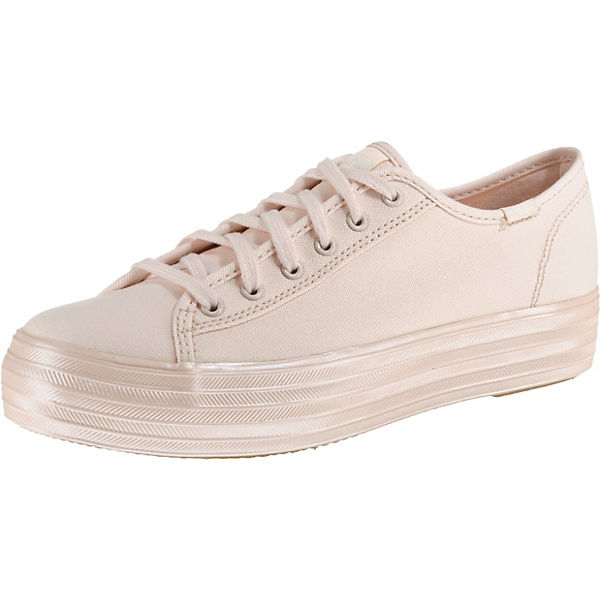 Kick rosa Low Canvas Pink Sneakers TPL Shimmer Keds An5q0wRv