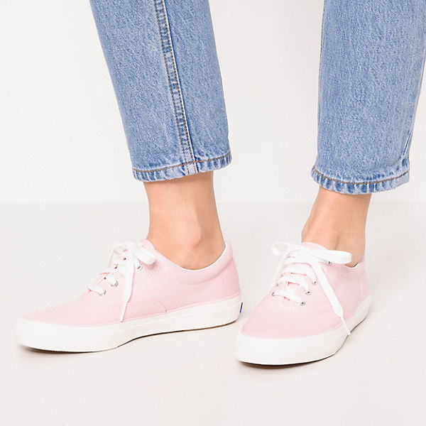 Rosa Pink Low Canvas Sneakers Keds Anchor Rose rthdsQ