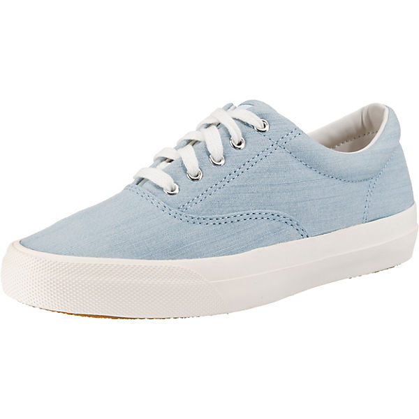 Anchor Chambray Lt. Blue Sneakers Low