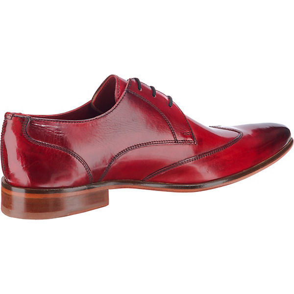 MELVIN & HAMILTON, Qualität Toni 2 Business-Schnürschuhe, rot  Gute Qualität HAMILTON, beliebte Schuhe a53eca