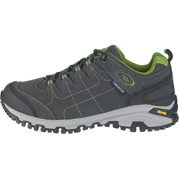 Brütting Mount Shasta Low Qualität Wanderschuhe dunkelgrau  Gute Qualität Low beliebte Schuhe 7d78e9