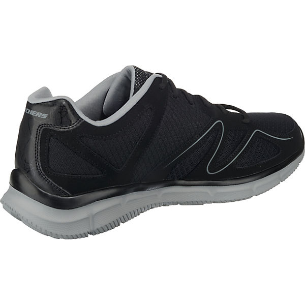 SKECHERS, VERSEFLASH POINT  Sneakers Low, schwarz   POINT a71027