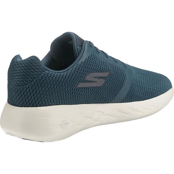 Refine Low Sneakers blau SKECHERS Run 600 Go fwtHqRqv