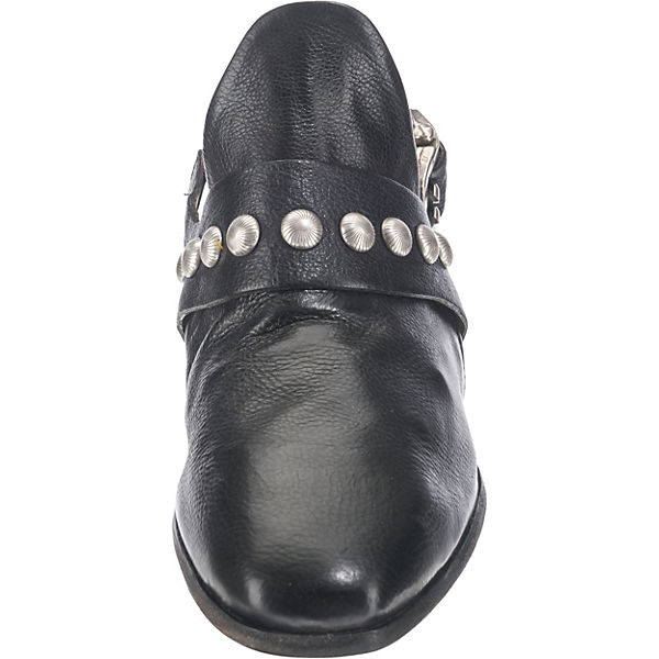 A.S.98, Klassische Pantoletten, schwarz  Schuhe Gute Qualität beliebte Schuhe  0660b0