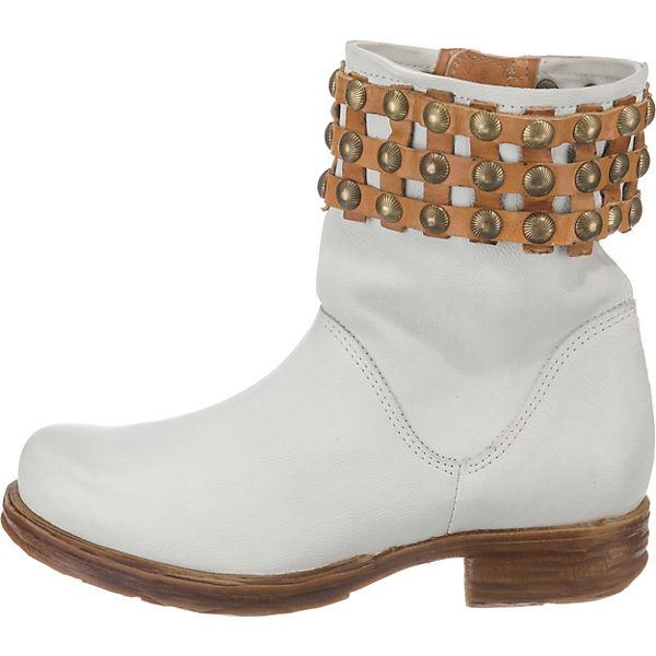 A.S.98, Klassische Stiefeletten, grau-kombi  Qualität Gute Qualität  beliebte Schuhe d77ac5