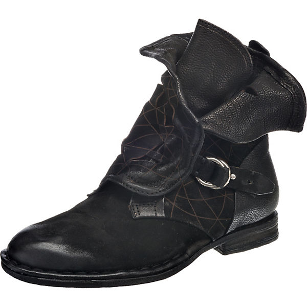 A S 98 schwarz Stiefeletten Klassische wF0FrqxZ4