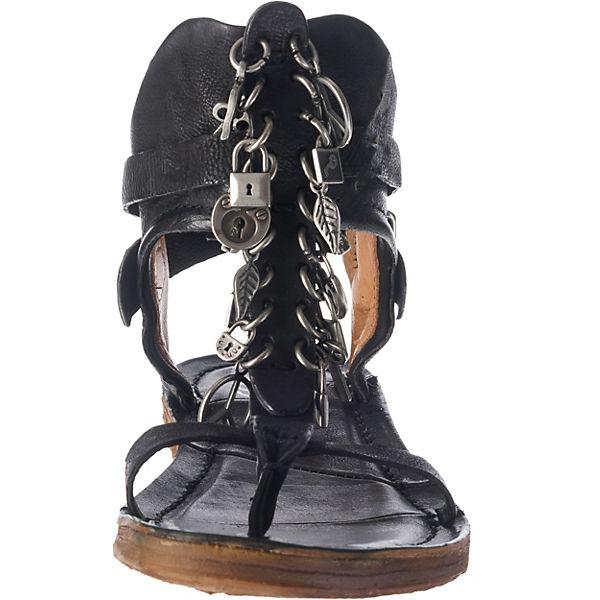 A.S.98, Gute Klassische Sandalen, schwarz  Gute A.S.98, Qualität beliebte Schuhe e04967