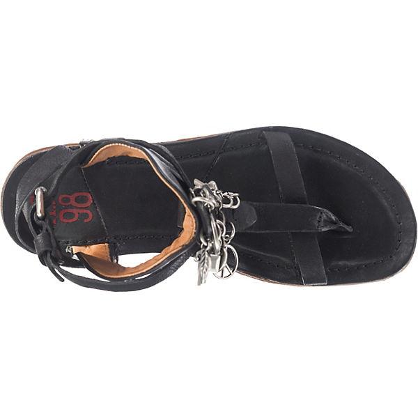 A.S.98, Gute Klassische Sandalen, schwarz  Gute A.S.98, Qualität beliebte Schuhe f10dc1