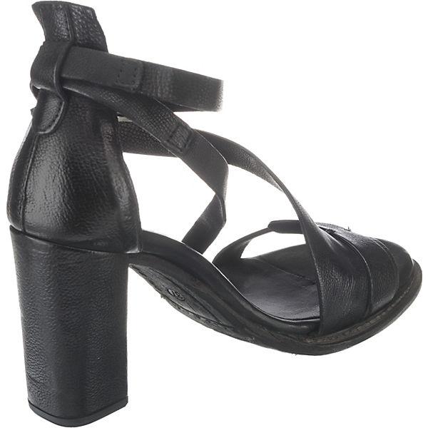 A 98 Klassische schwarz Sandaletten S raRnA4r