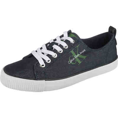 DORA DENIM Sneakers Low